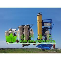滤油小车LYC-25A精细液压油过滤机
