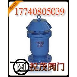 SCARX-16P污水复合式排气阀