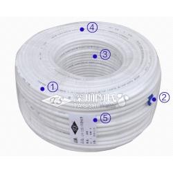 纯水机给水管2分TS一代净水管 家用净水器专用PE管