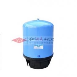 净水器11G压力桶 蓝色11加仑储水桶 纯水机压力桶
