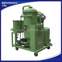 ZLYC-100高效双级真空滤油机