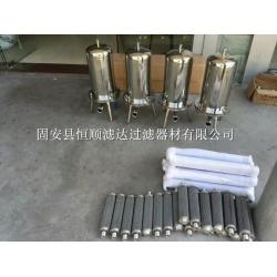 不锈钢折叠滤芯,管道滤芯,聚结滤芯
