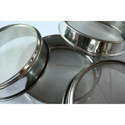 迈特标准筛,实验分样筛,磨料筛,晶体粉末筛网