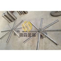 304不锈钢排气布水器中排滤管树脂石英砂水处理设备