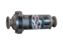 气体过滤中的气液分离器