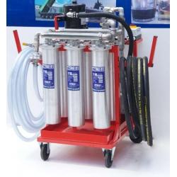 Micfil德国进口便携式燃油过滤小车/油箱油罐清洁/滤油机