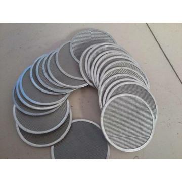 铝板包边滤片,304过滤网片,汽油过滤网