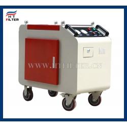 LYC-40CL-*/** 带油箱式移动滤油机