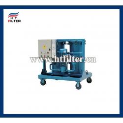 LYC-50A-*/** 液压润滑油滤油车