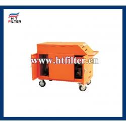 FLYC-40B-*/** 防爆润滑油高精度滤油机