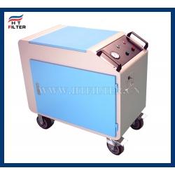 FLYC-100C-*/** 防爆除杂箱式移动滤油机