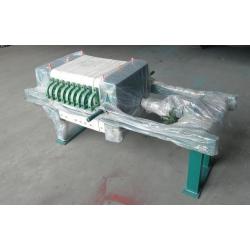 LY-125 压力板框式滤油机生产厂家