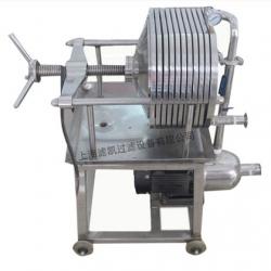 上海滤凯,厂家直销,LKCR-400-10,板框过滤机