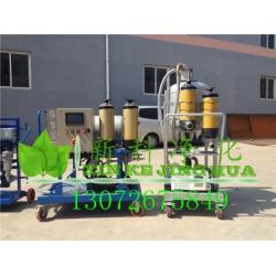 HCP100A-380-50KC滤油机聚结分离滤油机