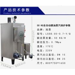50KG小型燃油环保节能桥梁工业柴油蒸汽蒸汽发生器
