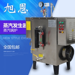 36kw蒸汽发生器全自动电加热小型不锈钢电热蒸汽锅炉商用