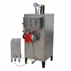 30KG全自动柴油蒸汽锅炉工业小型不锈钢燃油锅炉