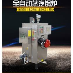 40KG燃气全自动蒸汽发生器商用天然气蒸汽锅炉
