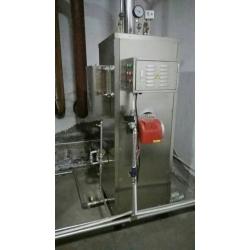 80KG蒸汽锅炉燃气发生器发酵罐配套全自动免检天然气燃气锅炉