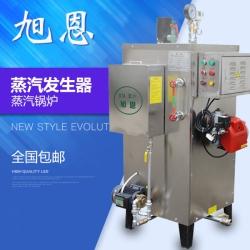 30kg商用燃气锅炉天然气液化气小型豆腐煮浆机蒸汽锅炉