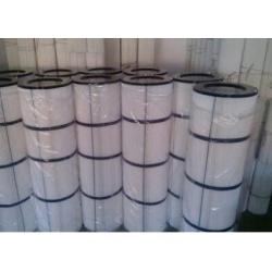 通洁325*215*1200铸造厂粉尘过滤专用滤筒