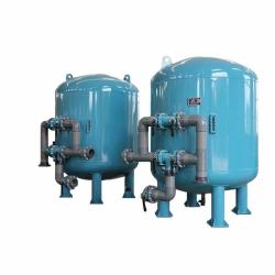 石英砂过滤器 多介质过滤器 机械过滤器水处理过滤
