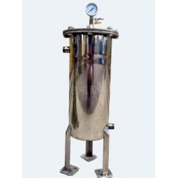 精密过滤器 固液分离 不锈钢除污器 PP棉过滤器 厂家直销