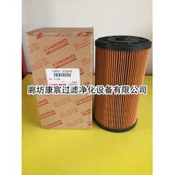 日野机油滤芯15601-E0240