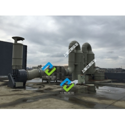 生产废气处理成套设备烟气净化装置技术