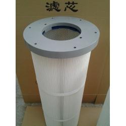 通洁钢厂外制空压机除尘滤芯, 制氧机粉尘滤筒