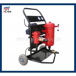 LYC-100G-5 废油再生滤油小车咨询