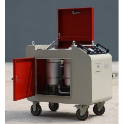 LYC-32G-3 大流量润滑油滤油机
