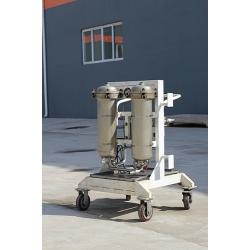 江苏LYC-25B-*/** 移动式润滑油滤油机