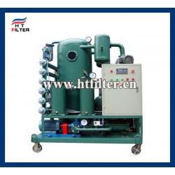 济南LYC-40A-3 除杂便移式滤油机