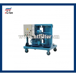 杭州LYC-100B-10 小型液压油移动式滤油机