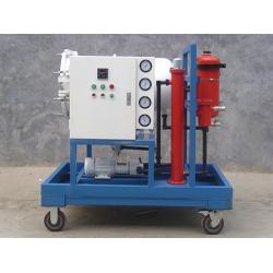 LYC-100A-40 小型液压油移动式滤油机