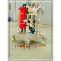 北京LYC-100C-*/** 高精度液压润滑油滤油车咨询