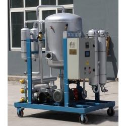 辽宁LYC-100B-3 除杂高精度滤油机