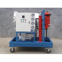 安徽LYC-63B-3 高精度除杂移动滤油机