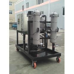 浙江LYC-40A-*/** 小型液压油移动式滤油机