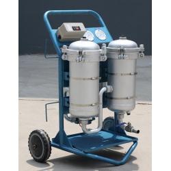 LYC-100CL-5 高精度除杂移动滤油机咨询