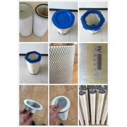 【通洁】钢厂粉尘设备滤筒 专用配套32100除尘滤筒