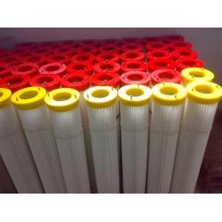 【通洁】圆形DDA粉末回收滤筒