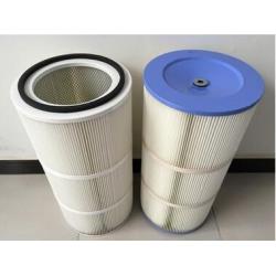 【通洁】钢厂外制空压机除尘滤芯, 制氧机粉尘滤筒