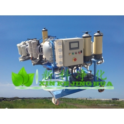 HCP100A-380-50KC聚结分离式滤油机