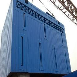 LCPM64-512分室侧喷低压脉冲袋式除尘器