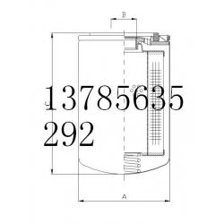 供应SF6521油滤芯