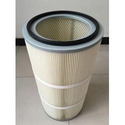 【通洁】钢厂专用聚酯纤维除尘滤筒