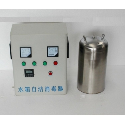 海南酒店直供水箱消毒器