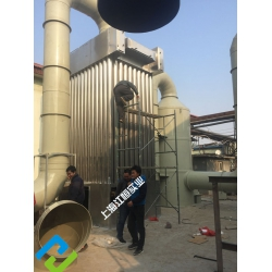 上海江恒工业橡胶废气治理橡胶轮胎废气处理设备